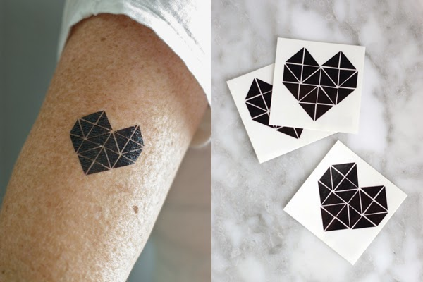Make custom temporary tattoos with makr oleander palm for Custom temp tattoos