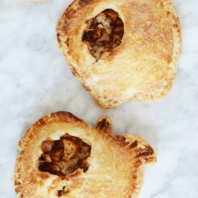 Cardamom Cream Cheese Apple Pocket Pies