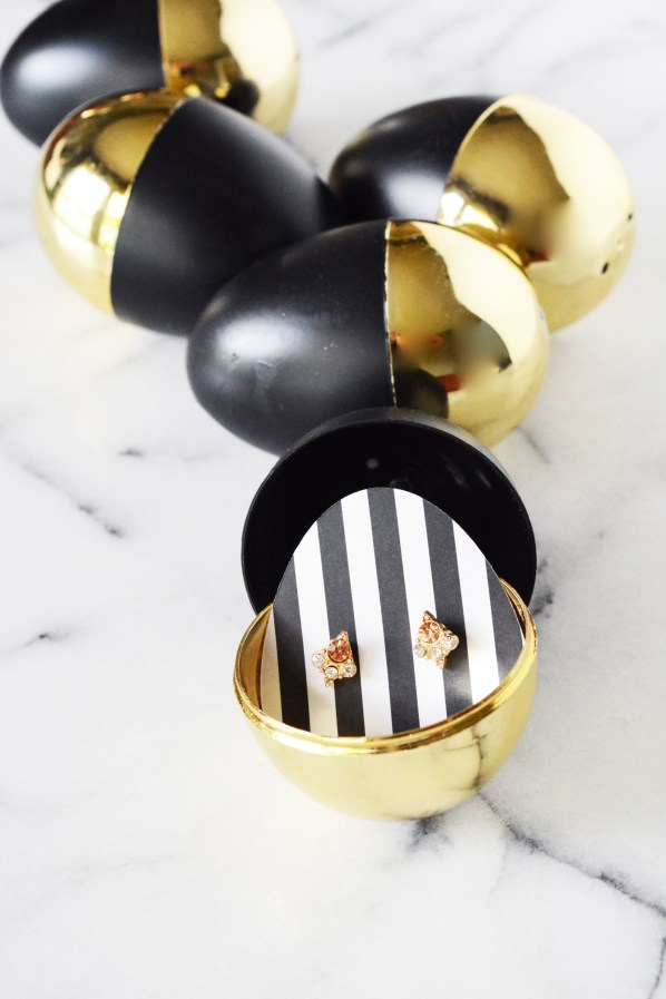black and gold eggs 4