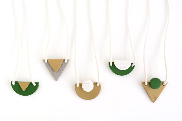 _gemetric necklaces 10