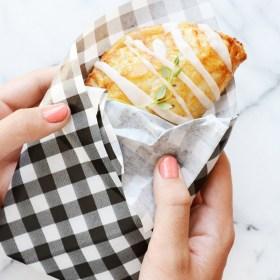 Peach Thyme Hand Pies