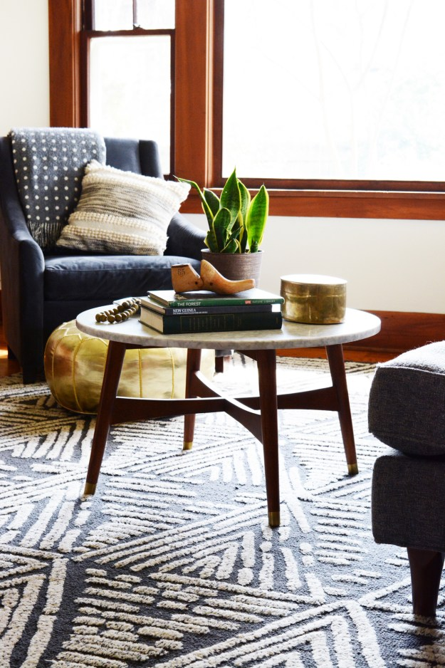 24 Stylish Round Coffee Tables Under $200