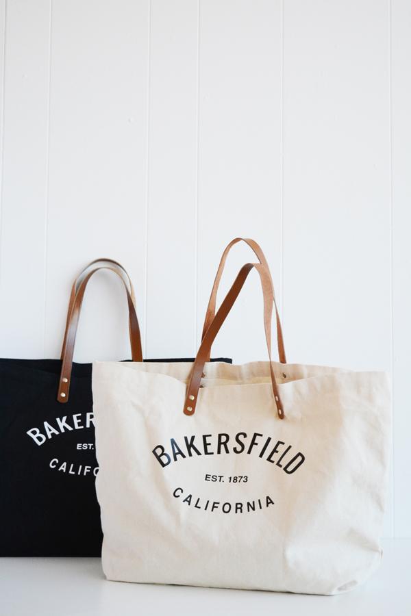 DIY City Market Bag