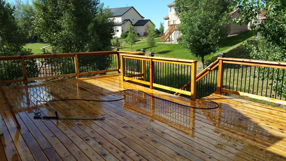 Wood Deck Care