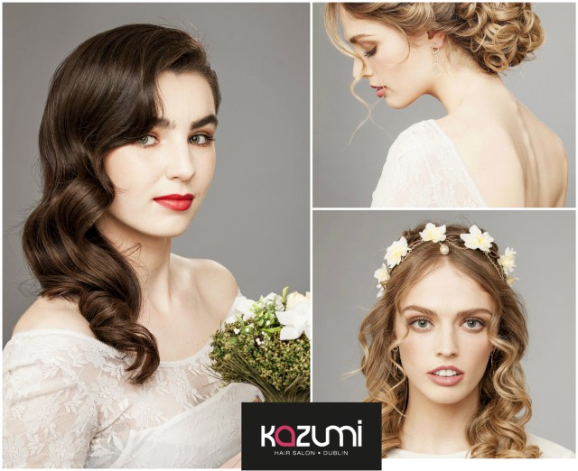 kazumi top bridal hairstyles for 2017 – o'leary pr