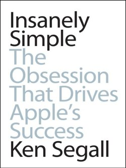 Insanely Simple Book Cover
