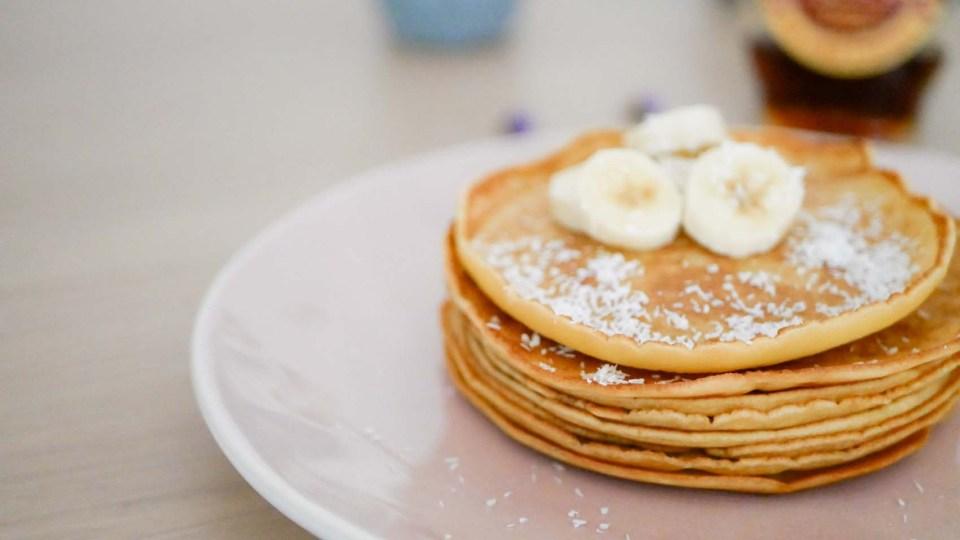 Les pancakes du dimanche