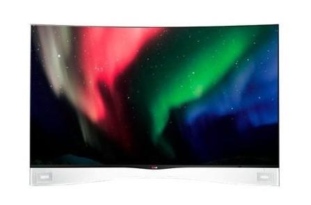 OLED TV LG 55EA980V: Rar und Beliebt