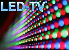 led tv wissen fernseher