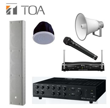 TOA-Sound-System