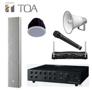 TOA Sound System