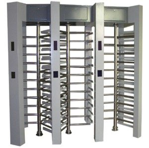 Full Height-Rotate Turnstile-Electric Barrier Gate
