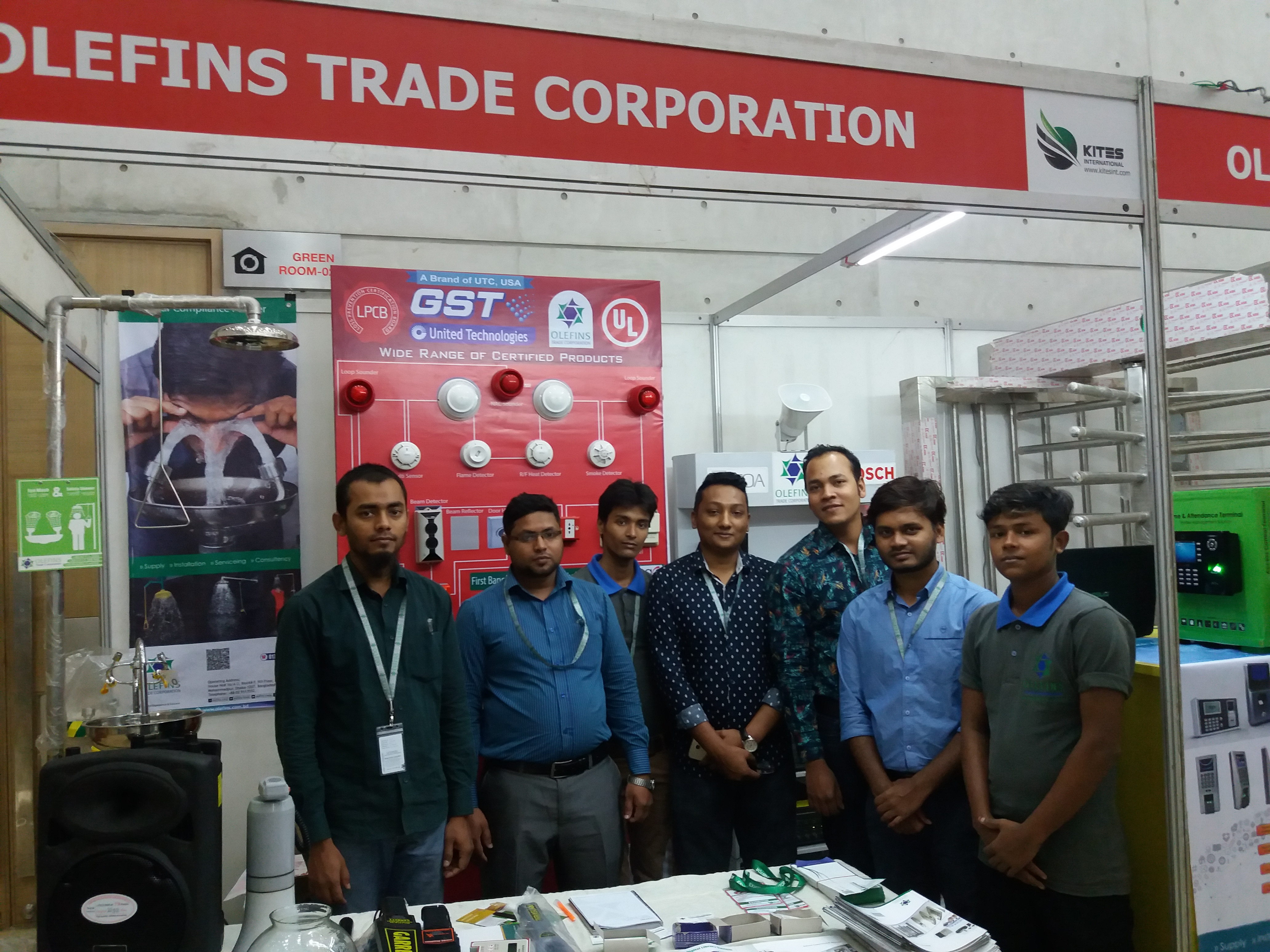 all olefins staff