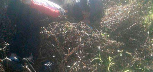 Dejan cuerpos de dos ejecutados en un basurero en Chiapas