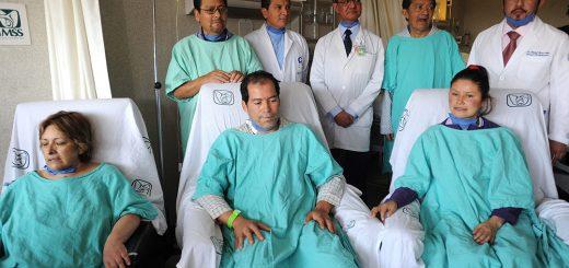 En México 21 mil 521 personas aguardan para recibir un órgano o tejido en donación