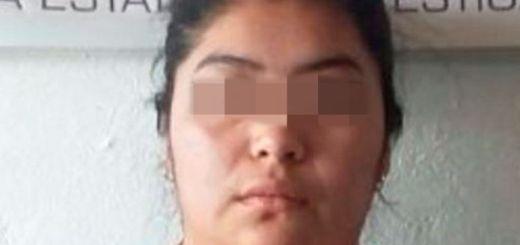 Mata a su hija de 3 años, huye y la detienen en Puebla