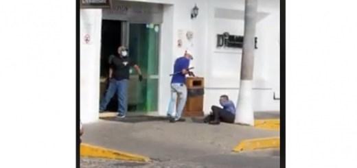 Asalto violento en joyería de Puerto Vallarta