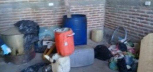 Aseguran un inmueble y arresta a tres personas en Culiacán, Guasave y Ahome