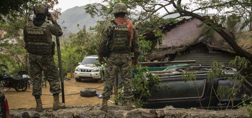 Denuncias de pobladores por abusos en Badiraguato ya están en la CNDH