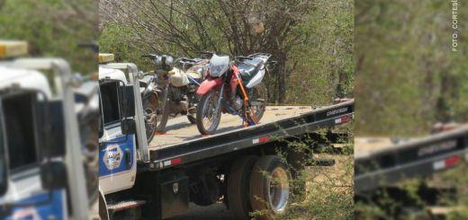 Encuentran en Mazatlán motos utilizadas en balacera
