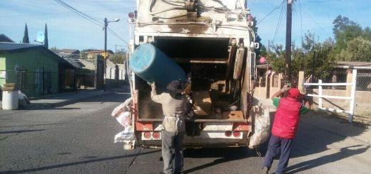 Recolección de basura operará normalmente hasta el jueves