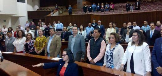 Rinde protesta como magistrada anticorrupción María Cháidez Zepeda