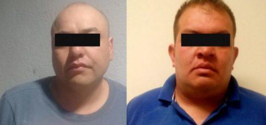 """Capturan a dos narcos del grupo delictivo """"Los Chapos"""""""