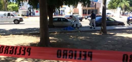Dominicano es asesinado a balazos cerca de Palacio de Gobierno, en Culiacán
