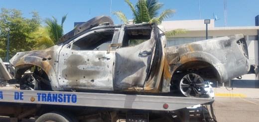 La SSP confirma arsenal asegurado tras enfrentamiento en El Limón de los Ramos