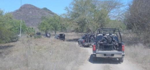 Matan a balazos a un hombre en la sierra del Rosario