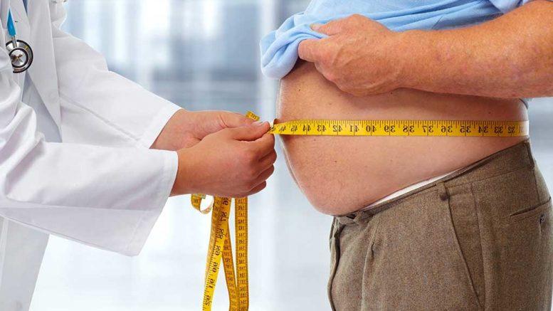 Obesidad de los principales problemas de salud pública en el mundo