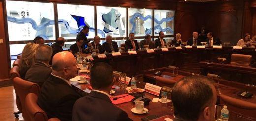 Participa Guerra Liera en la Sesión del Consejo Nacional de Rectores de Universia Santander