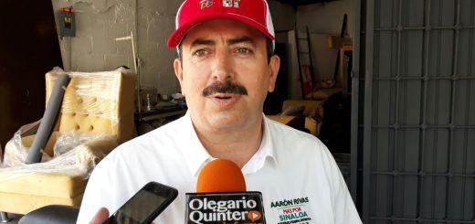 Soy gente de resultados: Aarón Rivas