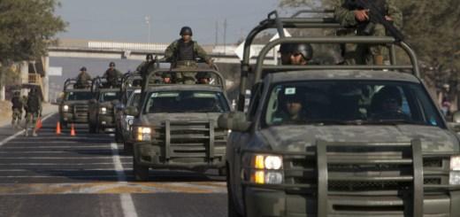 Supuesto enfrentamiento contra militares deja dos personas heridas