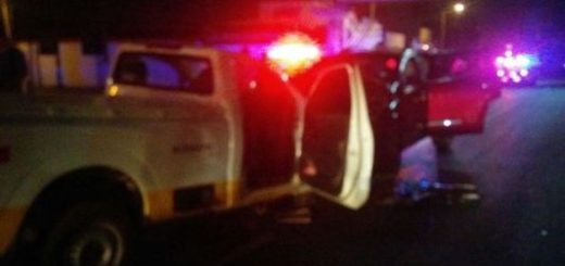 Tres jóvenes heridos en choque frente al Aeropuerto