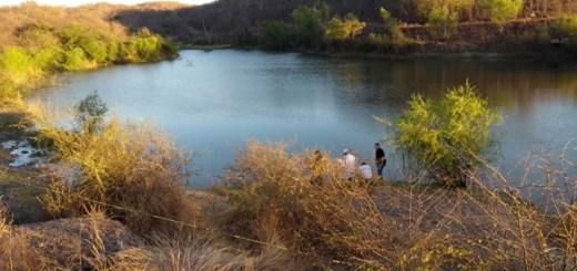 Un joven desaparece en las aguas de una laguna de Pericos