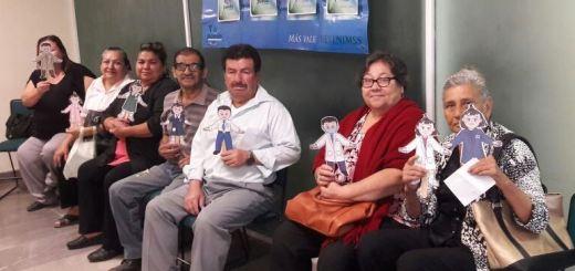 IMSS Sinaloa imparte la estrategia educativa yo puedo en la UMF no. 55 de Culiacán
