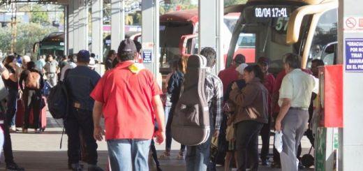 vacacionistas regresaron a Culiacán