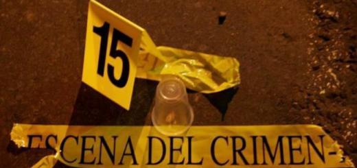 Despliegan operativo por el asesinato de los 4 hombres en Concordia