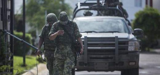Emboscan a militares en Guerrero; hay tres muertos