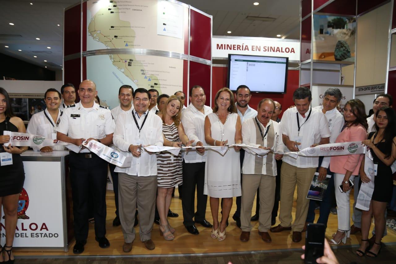 En Mazatlán inauguran el VI Seminario de Inversión y Promoción Minera en México -Casos de Éxito-