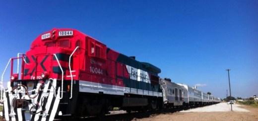 Inicia campaña para prevenir accidentes en las vías del tren en Sinaloa