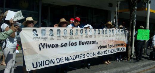 Madres que buscan a sus hijos desaparecidos desde los años 70 piden respuestas