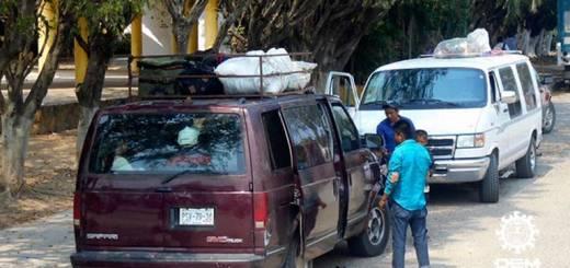 Parten a Sinaloa jornaleros de Guerrero
