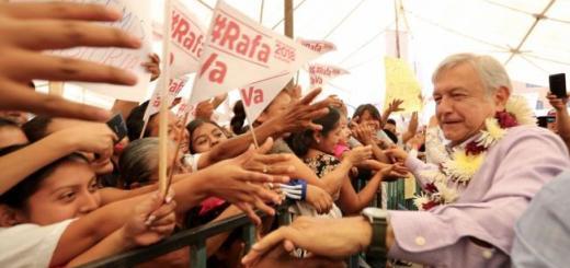 Sería un gran fracaso si no logro un cambio en México: AMLO