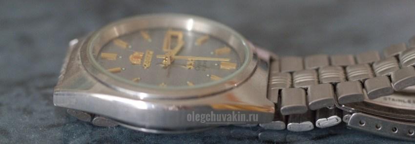 Наручные часы Orient, полночь, писатель, деревня, повесть, звёзды, Альтаир