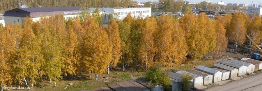 Осенний город, фото, Олег Чувакин, повесть-сказка Приключения Пылинки