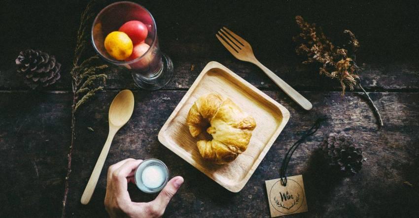 Валерий Рубин, фантазёр на пенсии, завтрак, кофе, круассаны, рассказ