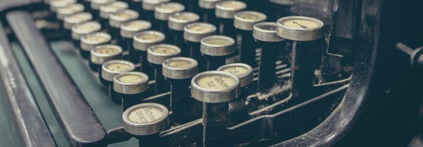 Пишущая машинка, печатная маашинка, механическая, русская