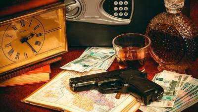 Укол в мозг, рассказ, призванье убивать, человек, пистолет